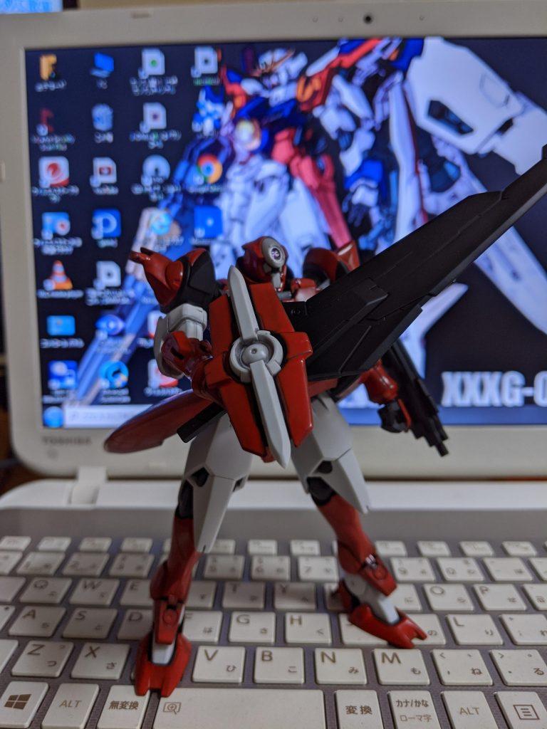 GN-X type.II アピールショット1