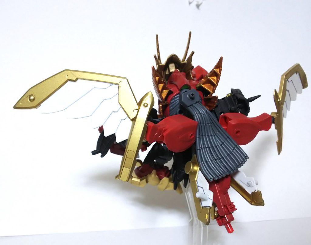 超竜士ヴァルキランダー アピールショット6
