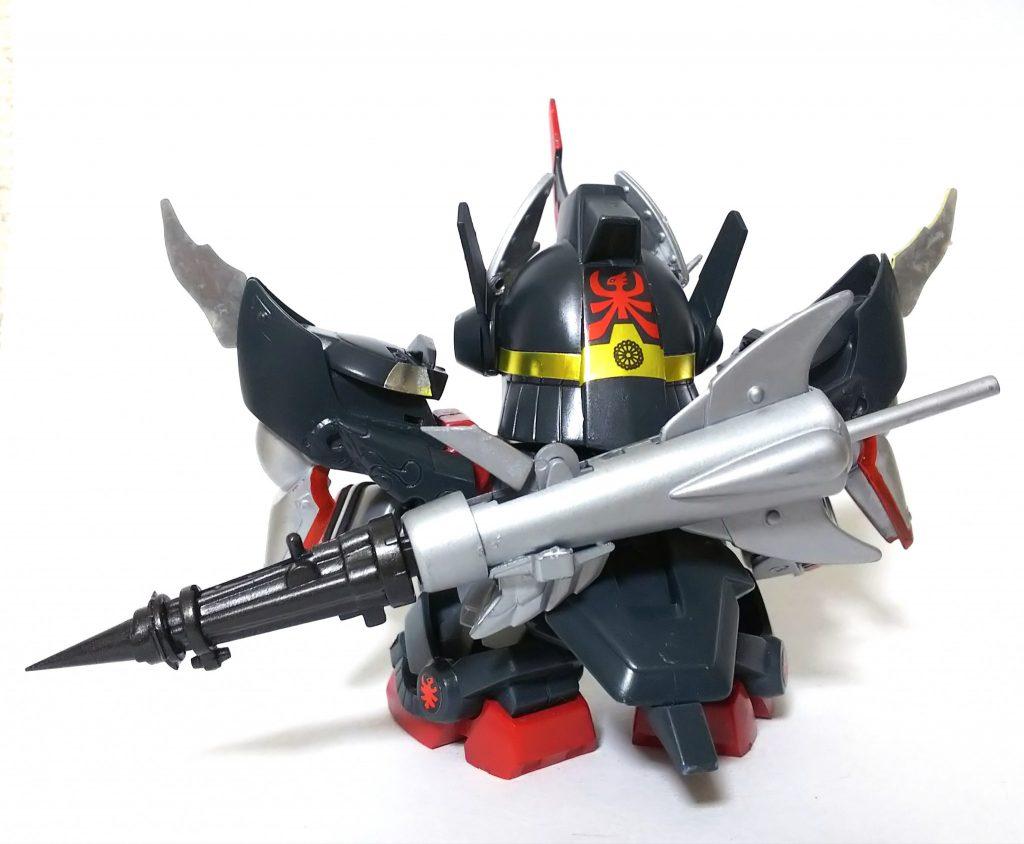武装騎士 ガンダムJガイスト アピールショット2