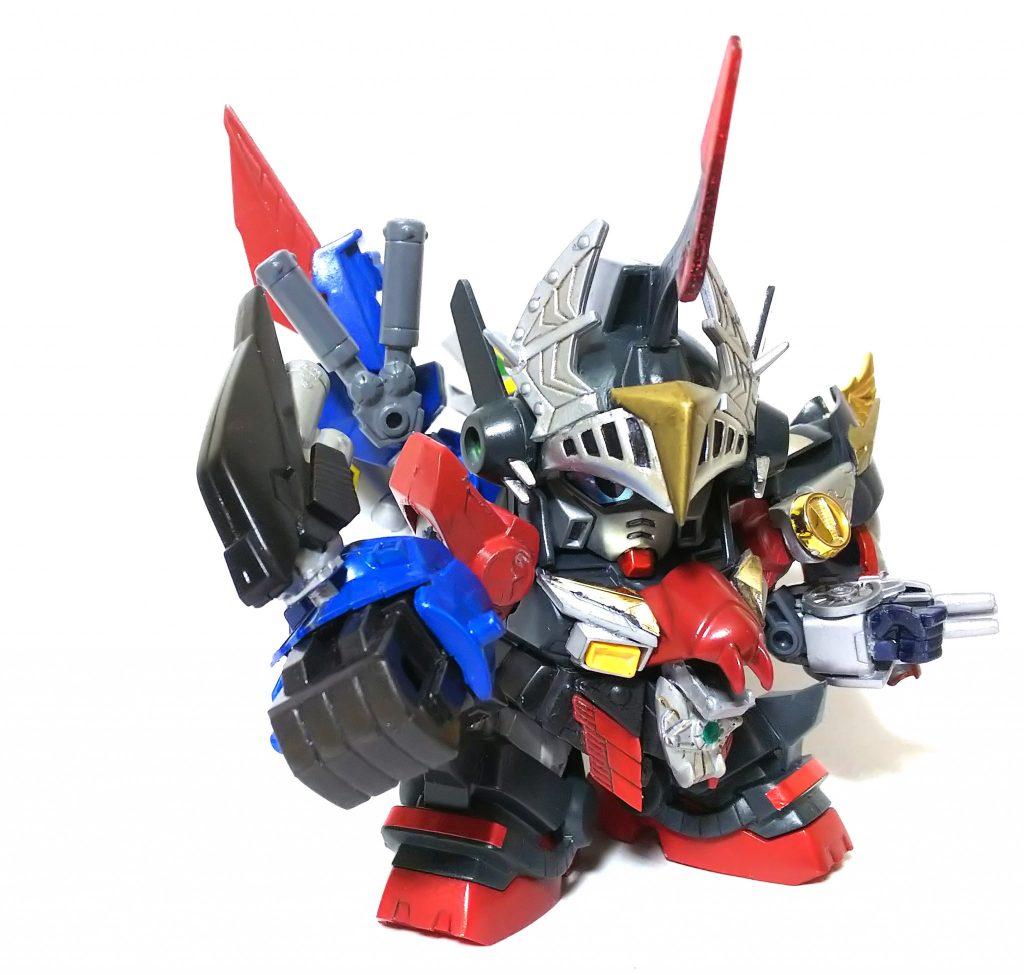 武装騎士 ガンダムJガイスト アピールショット8