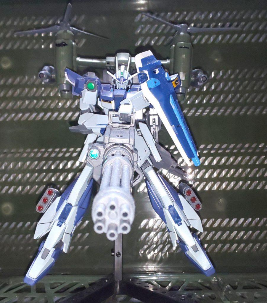 ライトニングガンダム2号機 各種追加パック アピールショット2