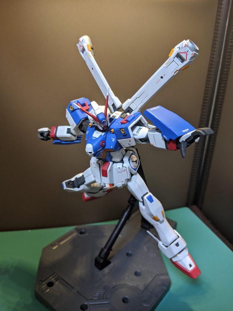 クロスボーンガンダムX3 アピールショット3