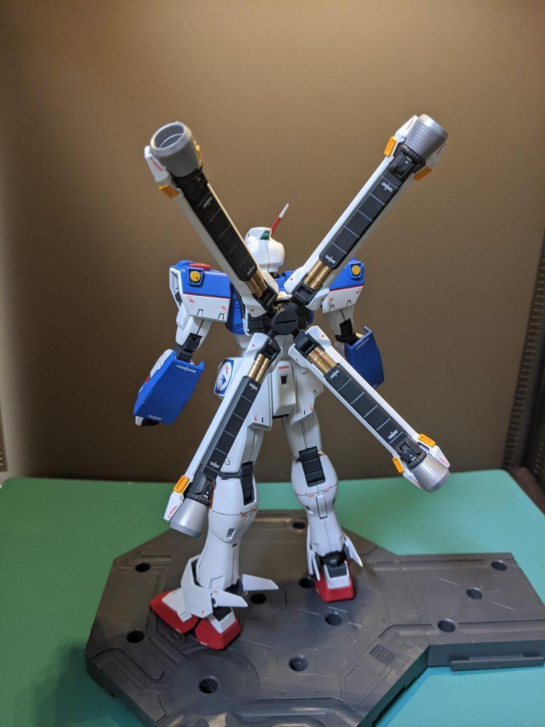 クロスボーンガンダムX3 アピールショット2