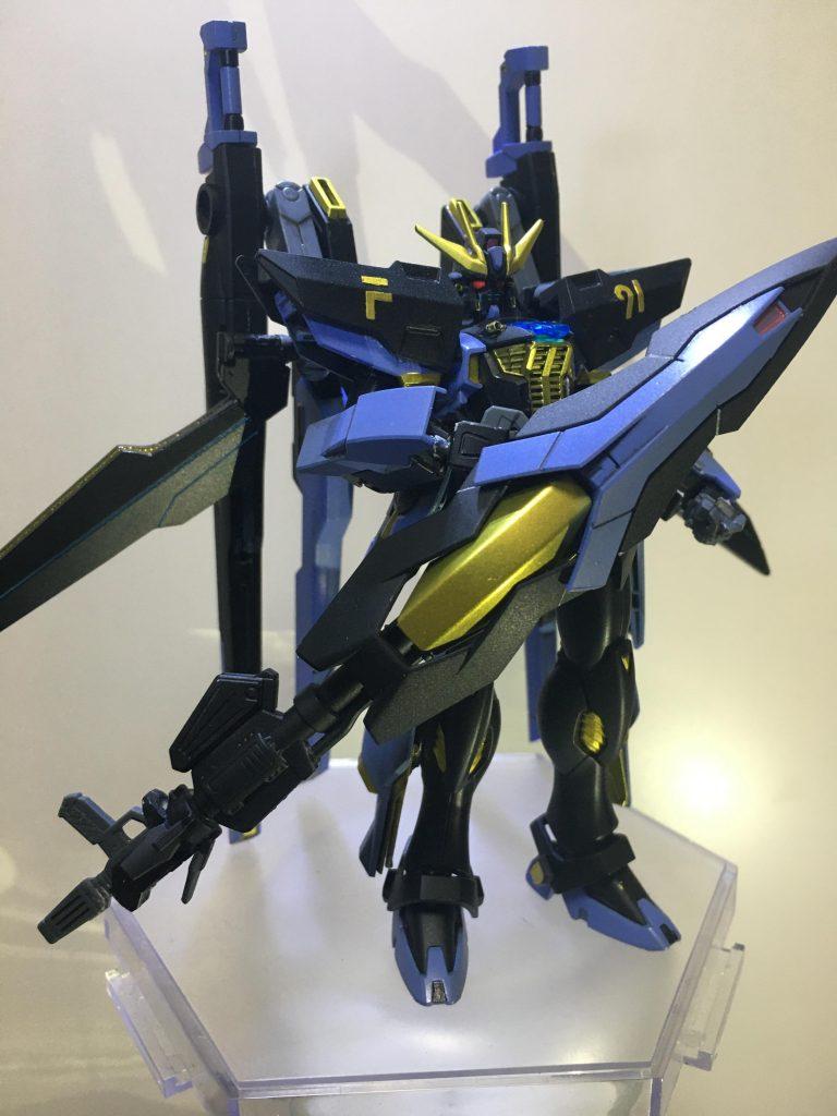F91-Xx[ダブルクロス] アピールショット1