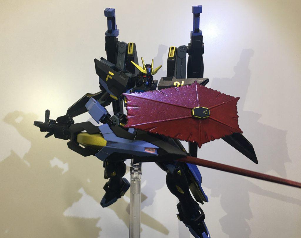 F91-Xx[ダブルクロス] アピールショット3
