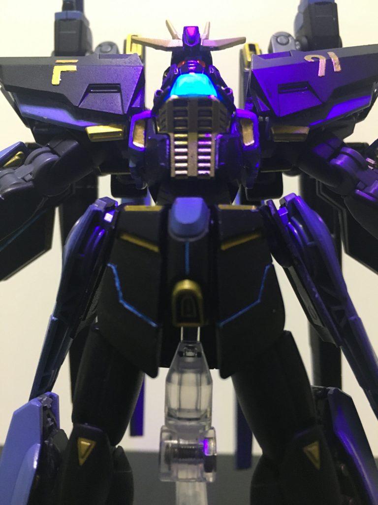 F91-Xx[ダブルクロス] 制作工程1