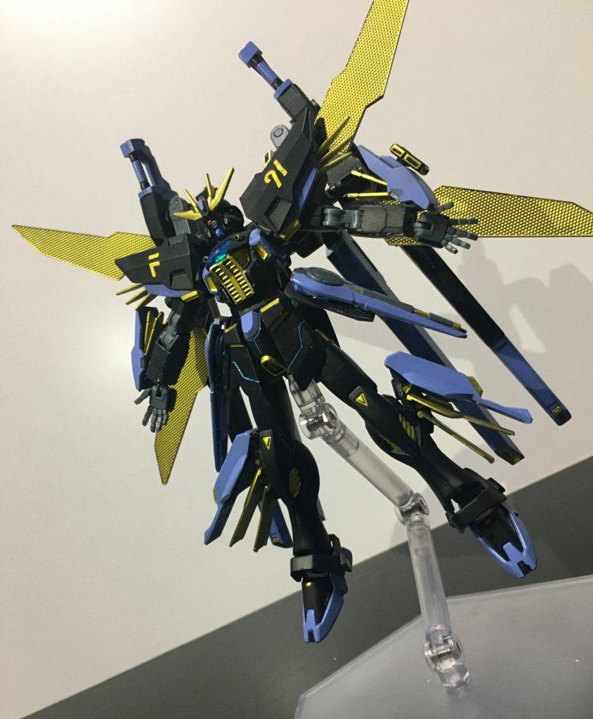 F91-Xx[ダブルクロス] 制作工程2