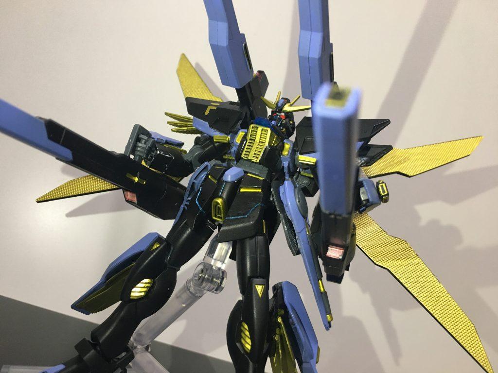 F91-Xx[ダブルクロス] 制作工程3