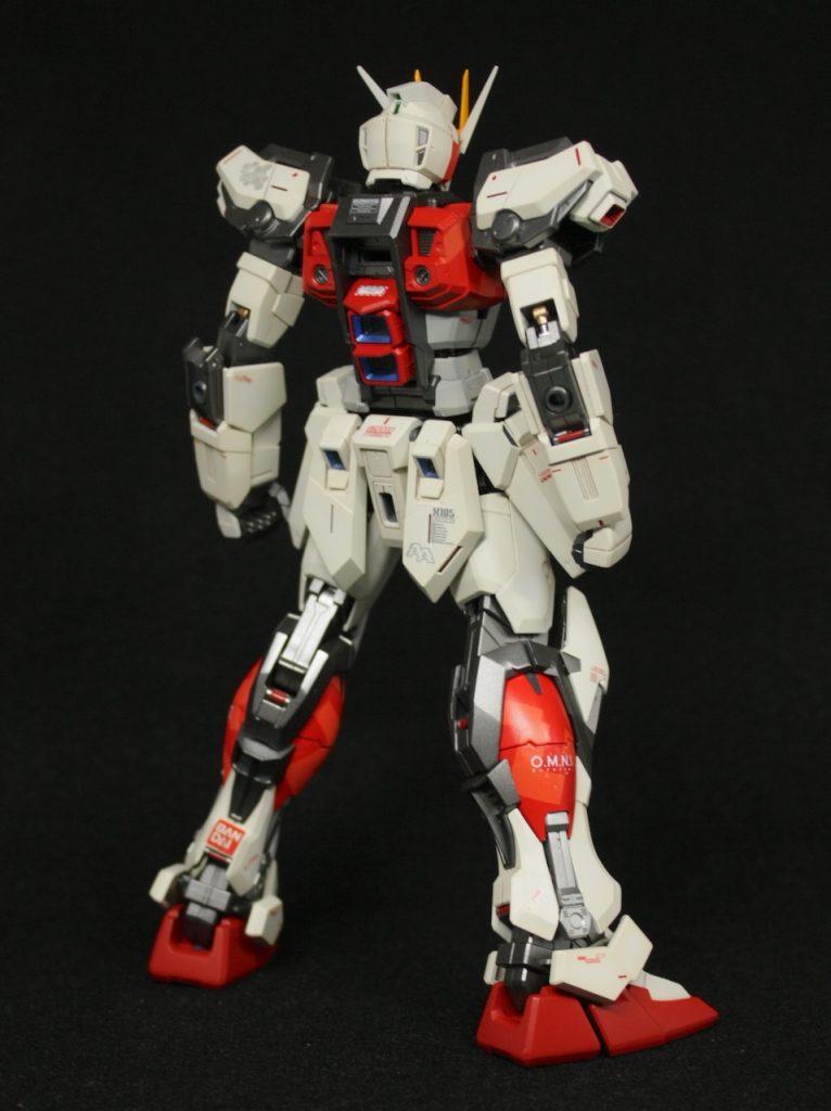 MG ストライクガンダム Ver.RM アピールショット5