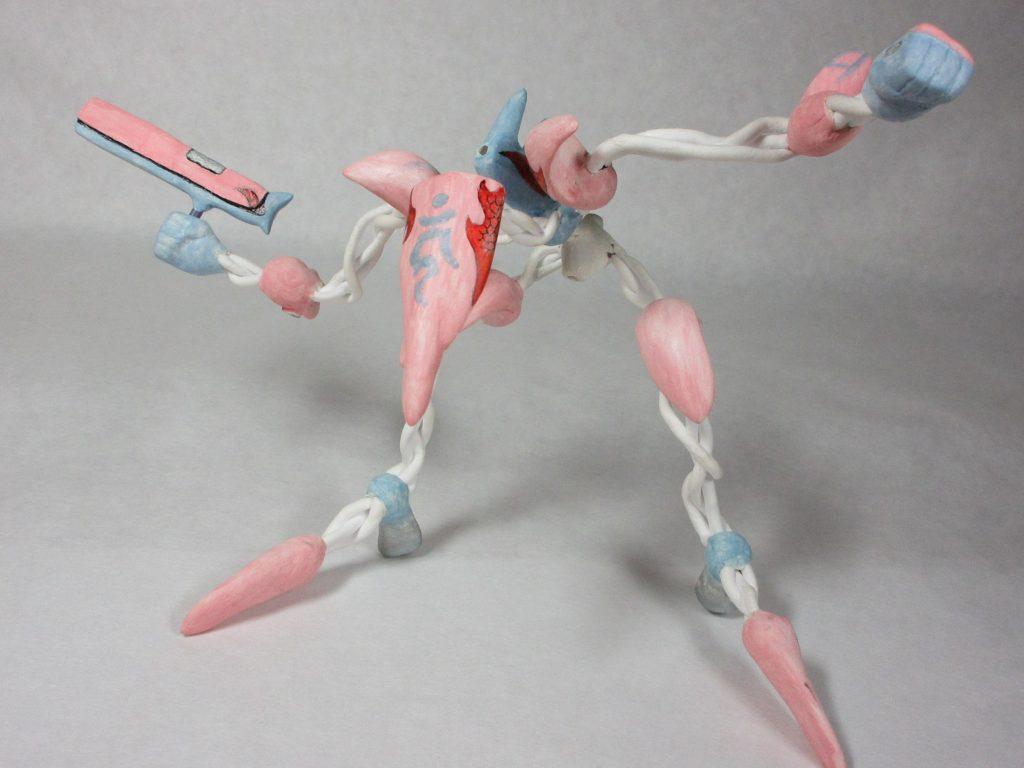 超時空戦乙女 アピールショット5