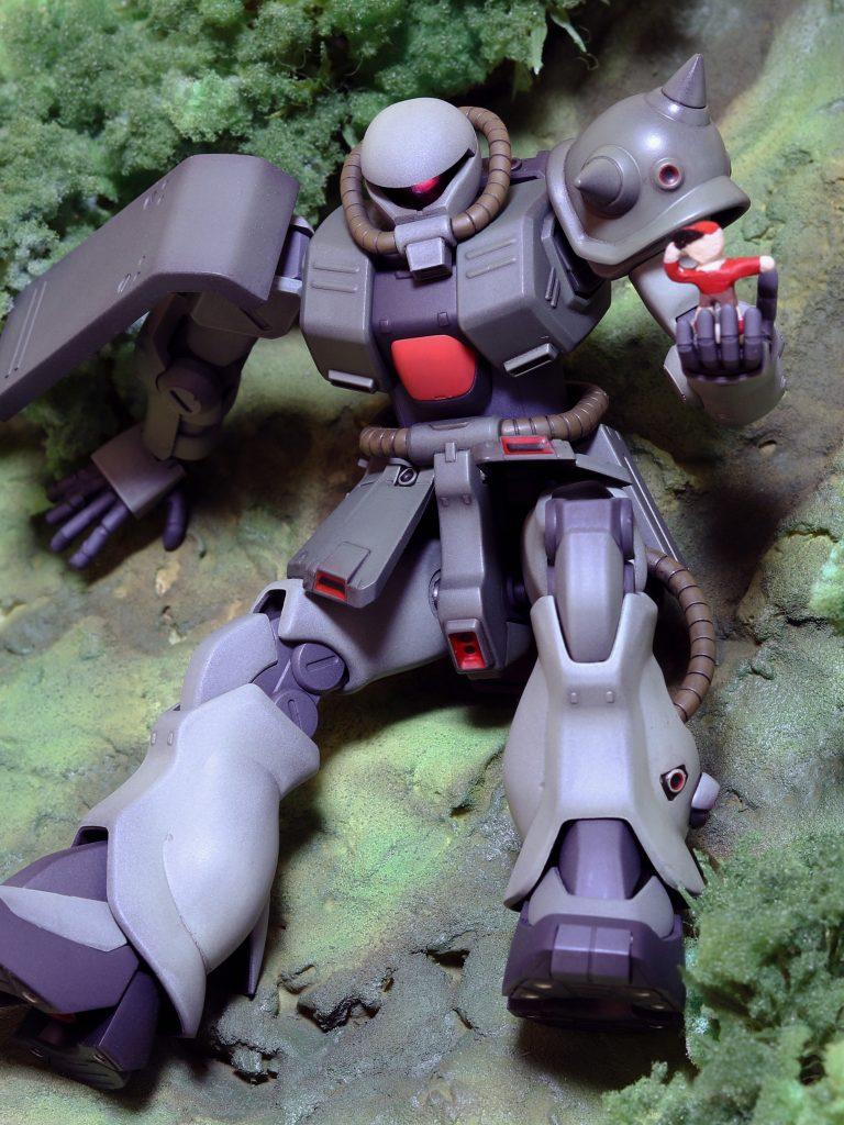 ザクII改(ポケットの中の戦争)