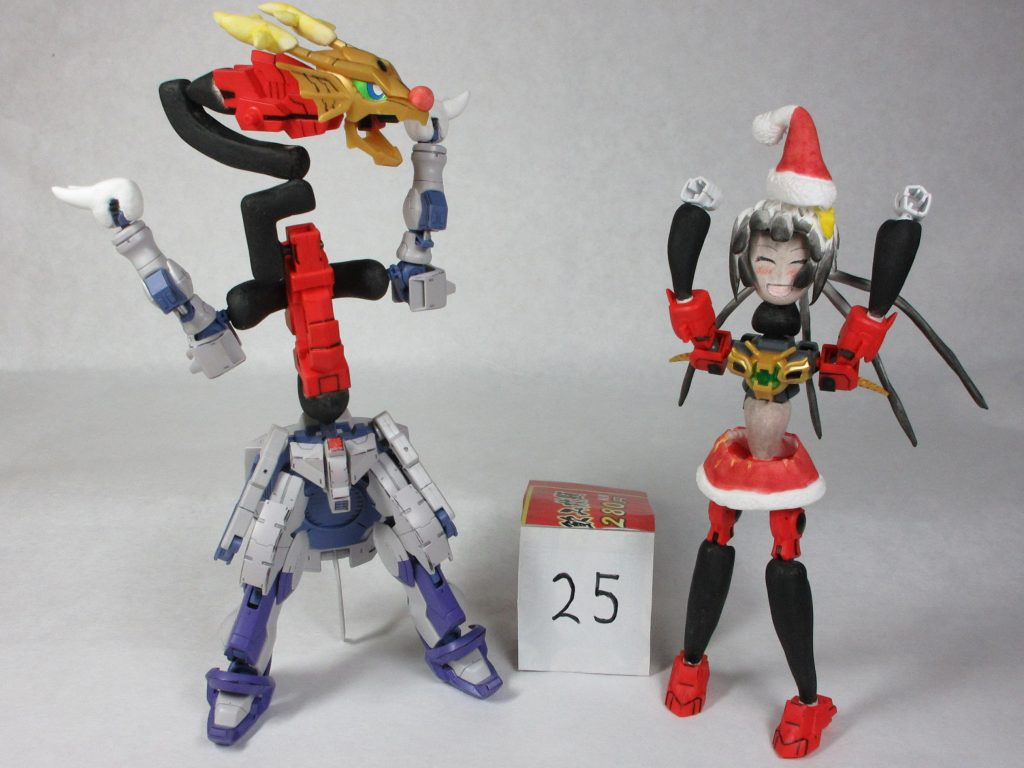 戦嬢のメリークリスマス アピールショット2