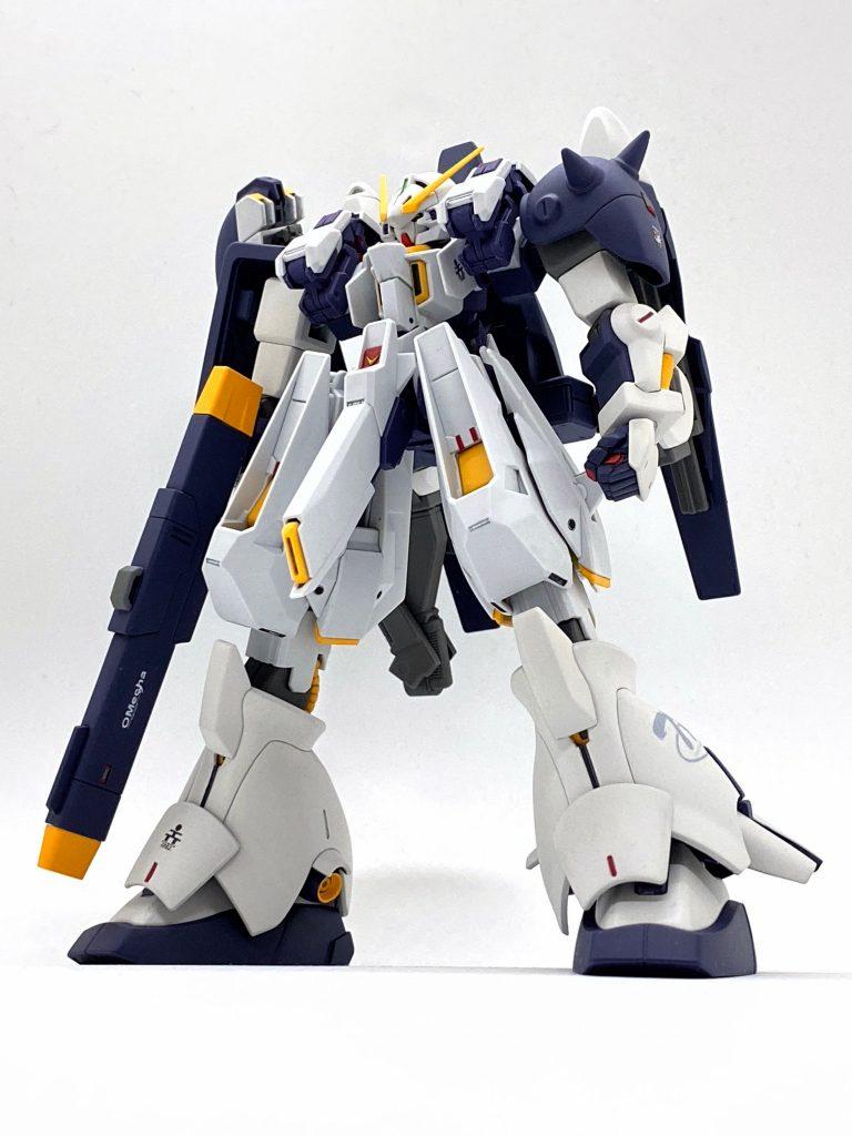 ガンダムTR-6[ハイザックⅡ] (HGUC) アピールショット3
