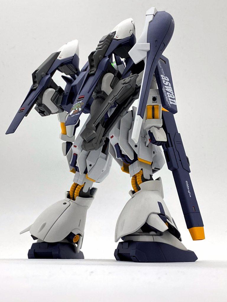 ガンダムTR-6[ハイザックⅡ] (HGUC) アピールショット4