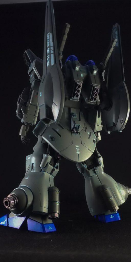 """MSK-008Ⅱ ディジェⅡ""""D2″ アピールショット2"""