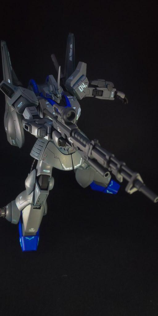 """MSK-008Ⅱ ディジェⅡ""""D2″ アピールショット4"""