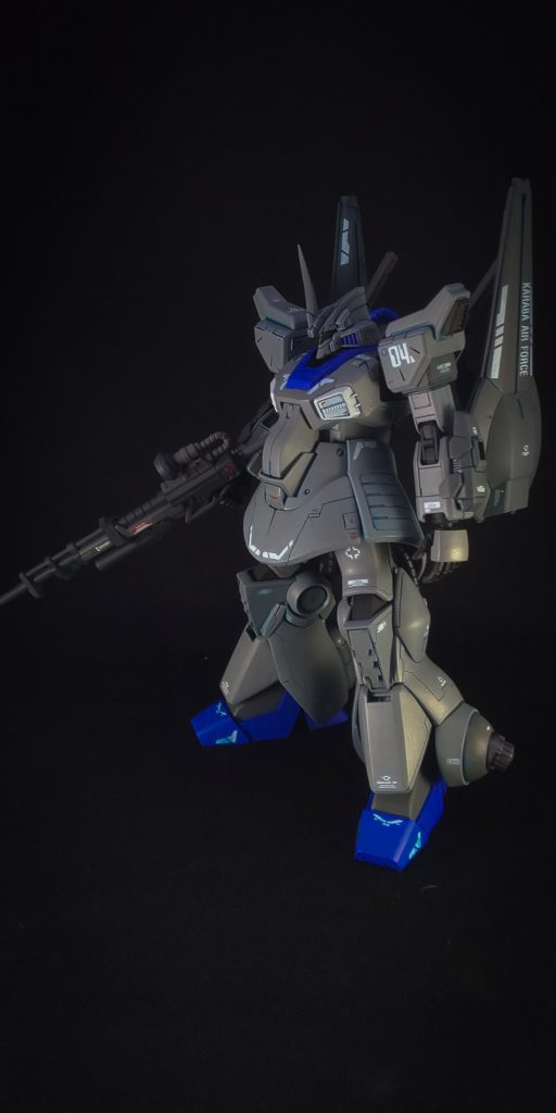 """MSK-008Ⅱ ディジェⅡ""""D2″ アピールショット1"""