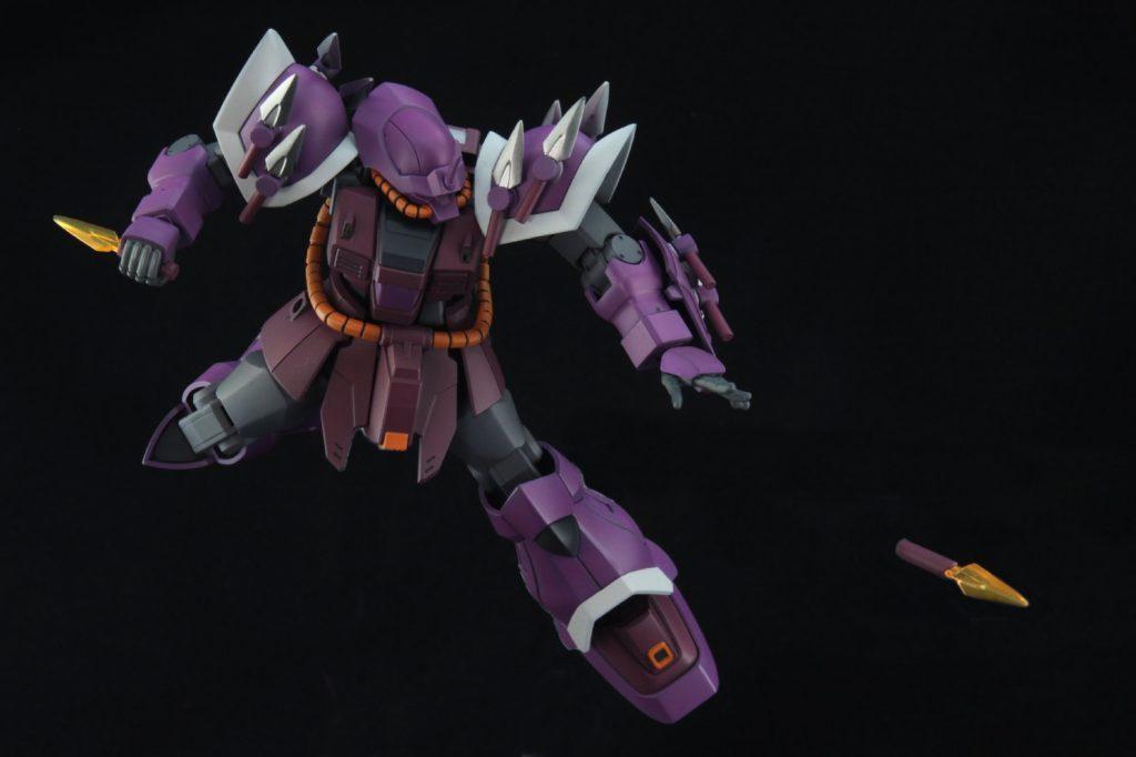 HGUC イフリート・シュナイド アピールショット5