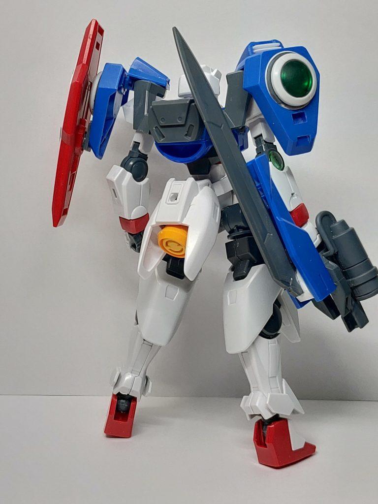 量産型ダブルオーⅢ アピールショット2