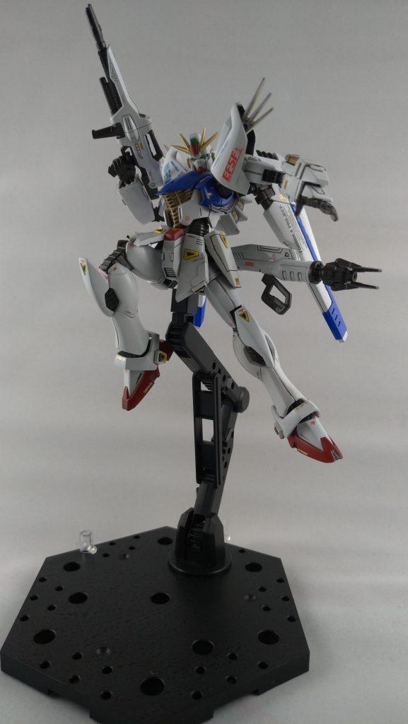 ガンダムF91 アピールショット3