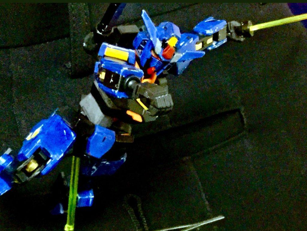 コアガンダムMk-2ver.(ティターンズ仕様)