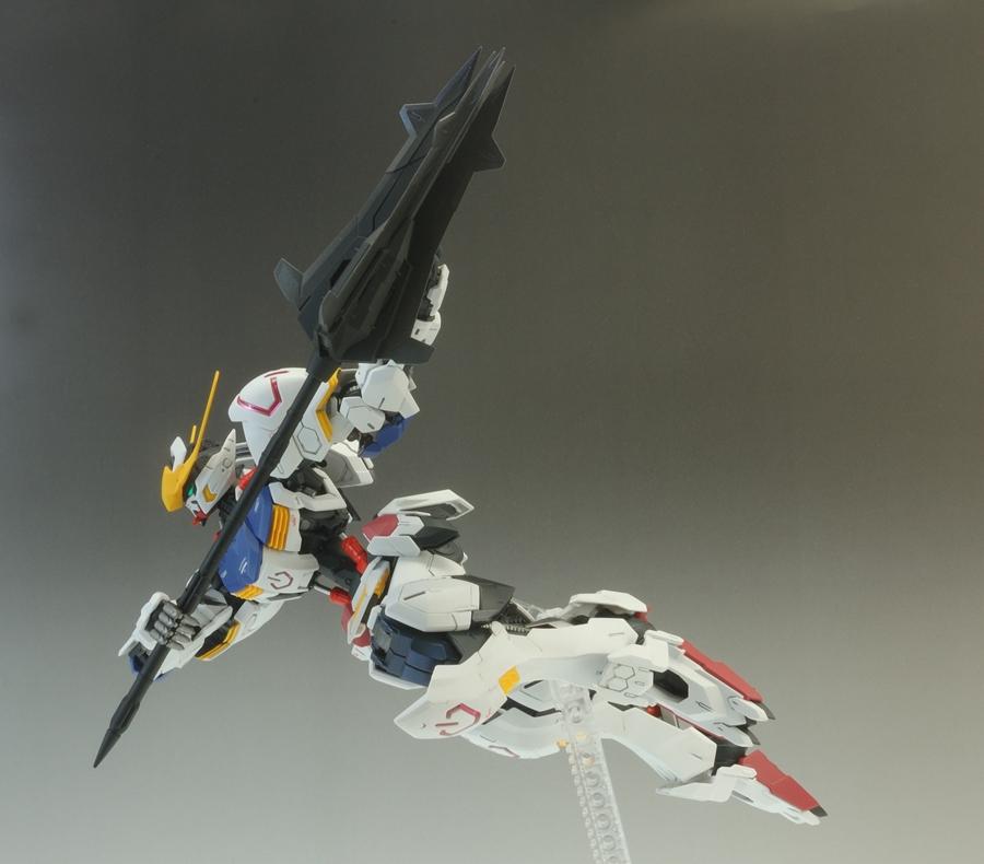 MG ガンダムバルバトス アピールショット6