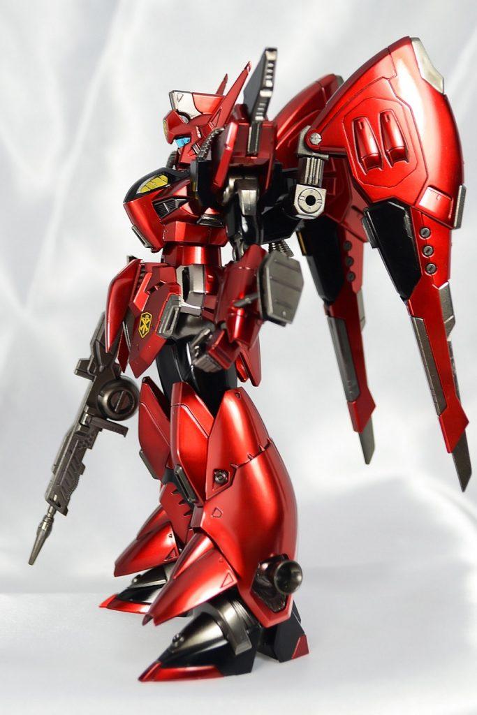 RE/100 ビギナ・ゼラ アピールショット3