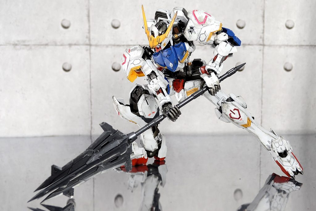 MG ガンダムバルバトス アピールショット5