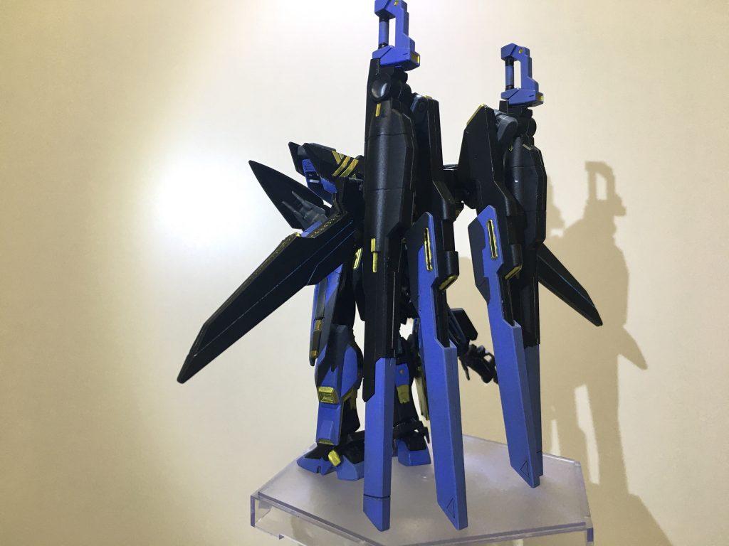 F91-Xx[ダブルクロス] アピールショット2