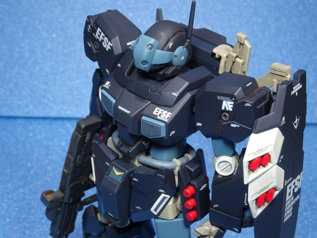 HGUC RGM-96X ジェスタ