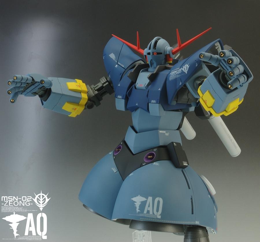 MGジオング アピールショット5