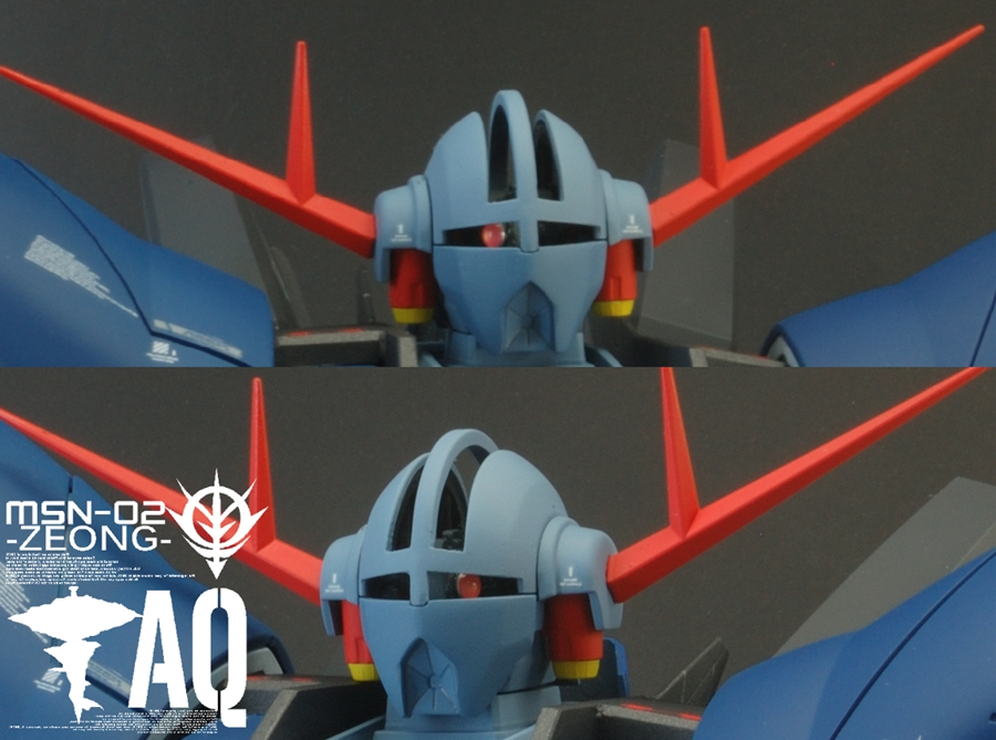 MGジオング 制作工程1