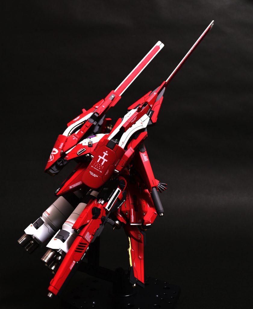 ガンダムTR-6[ヘイズルⅡ] アピールショット3