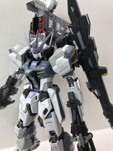 RG ビルドストライク Mk-Ⅱ アサルトパッケージ