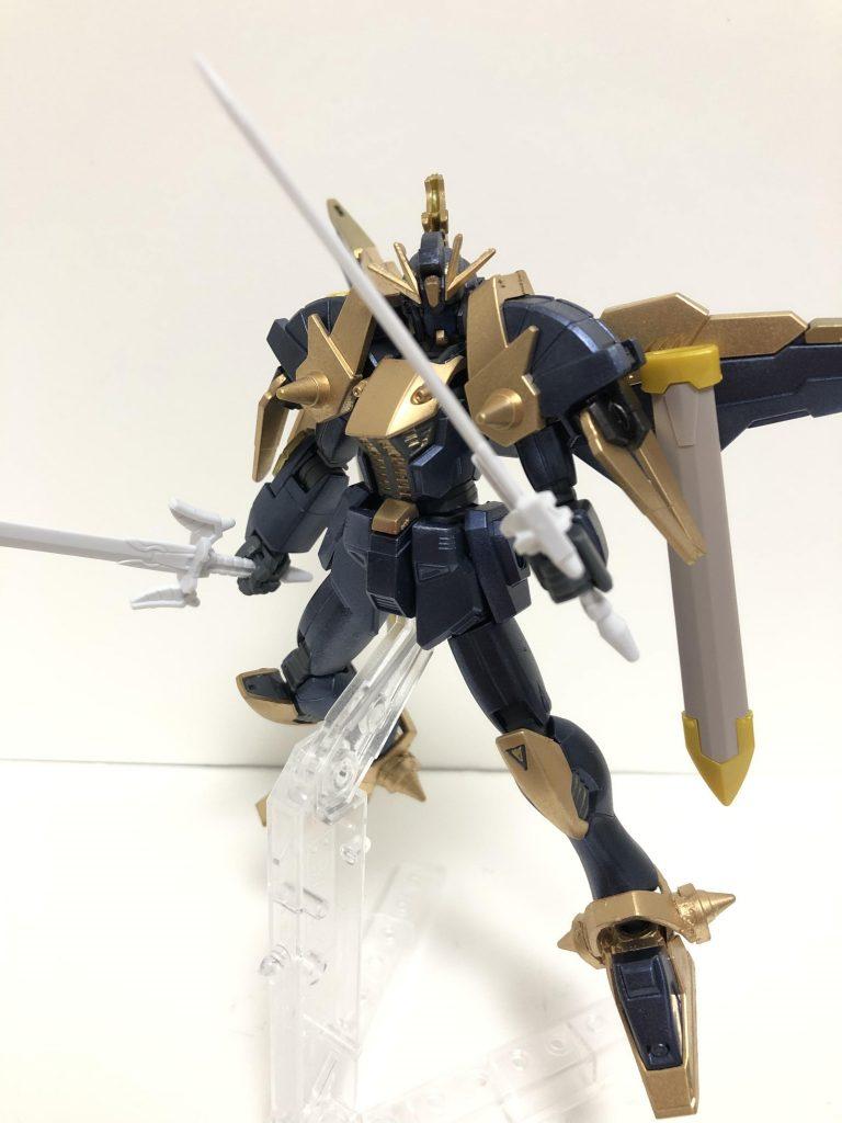 黒騎士ガンダムDN91 アピールショット3