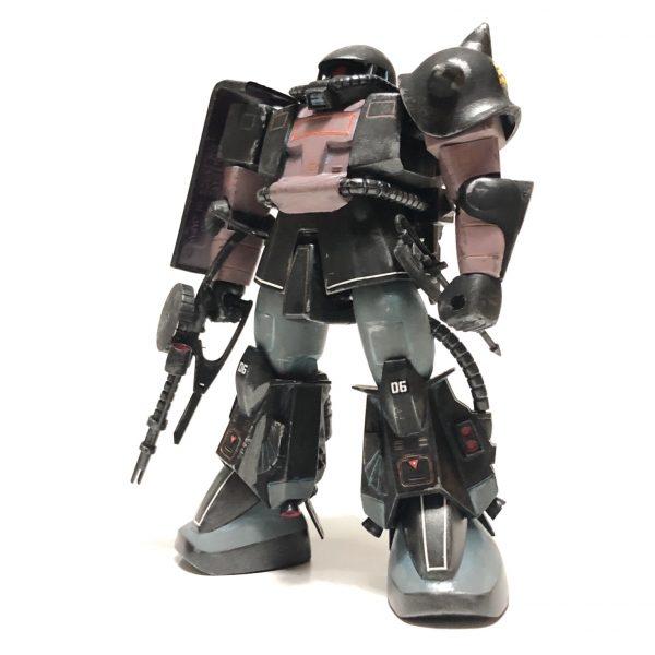 旧キット1/144「MS-06R ZAKUⅡ」