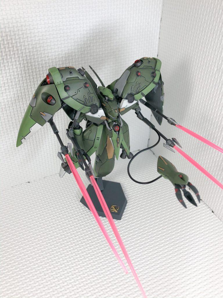 HGM  1/550 ノイエジール アピールショット3