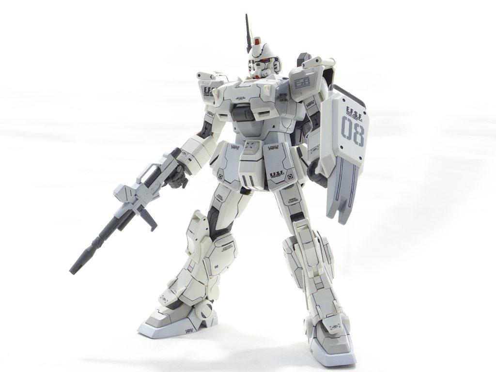 MG ガンダム Ez-8 アピールショット2