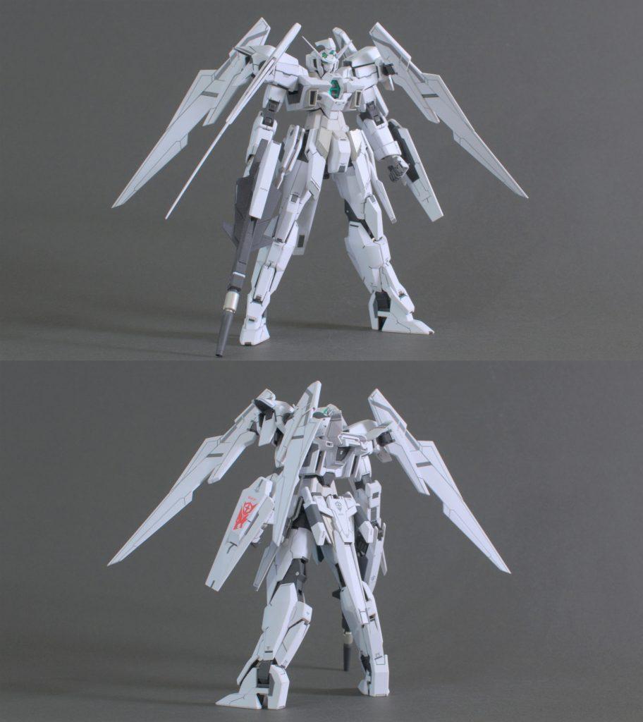 MG ガンダムAGE-2 ノーマル 特務隊仕様 アピールショット1
