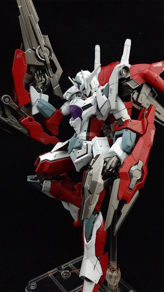 Reborns Gundam Custom 制作工程2