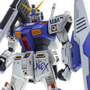 MG ガンダム NT-1 アレックス ver.2.0