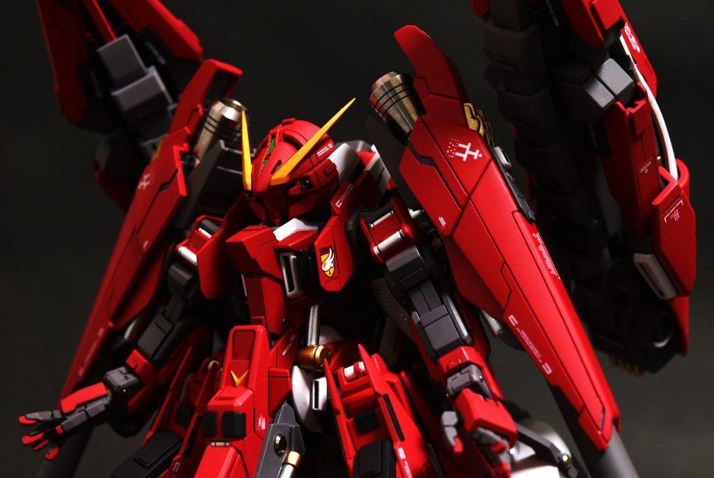 ガンダムTR-6[ヘイズルⅡ] アピールショット7