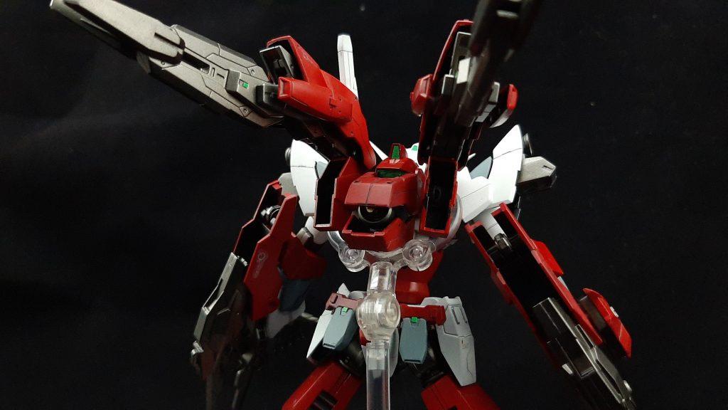 Reborns Gundam Custom 制作工程3