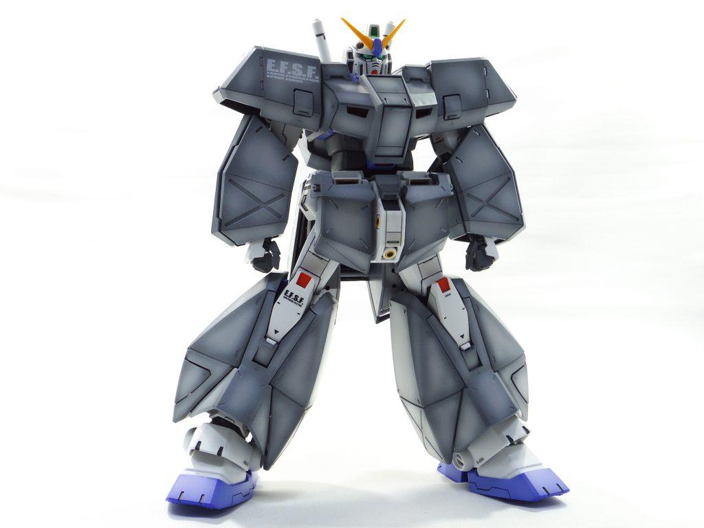 MG ガンダム NT-1 アレックス ver.2.0 アピールショット3