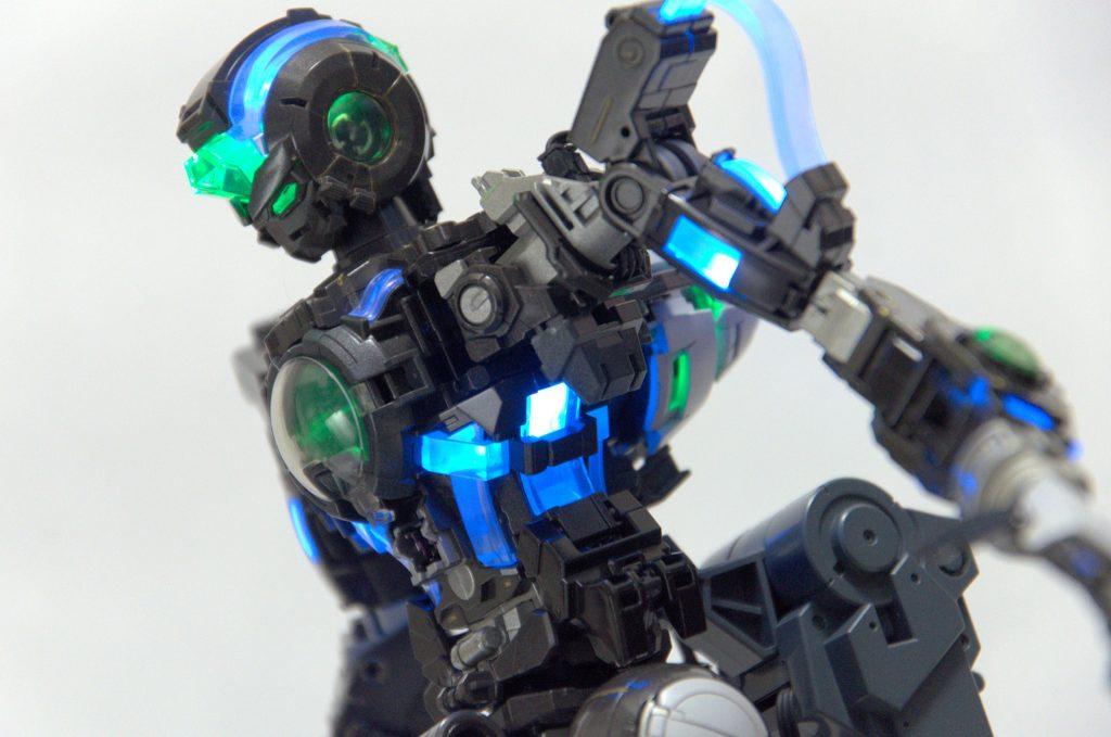 PG ガンダムエクシア -LIGHTING MODEL- 制作工程5