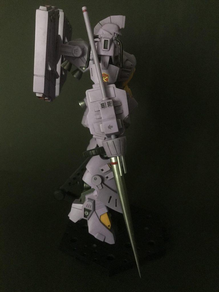 XM-04 ベルガ・ダラス 制作工程4
