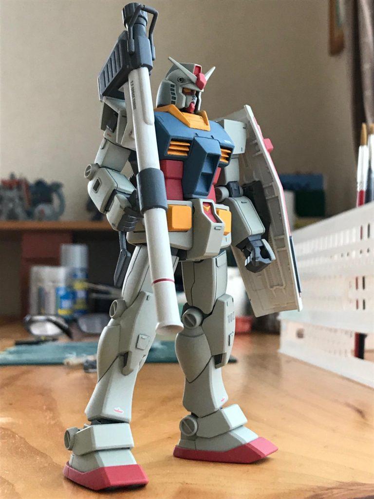 RX-78 ガンダム アピールショット1