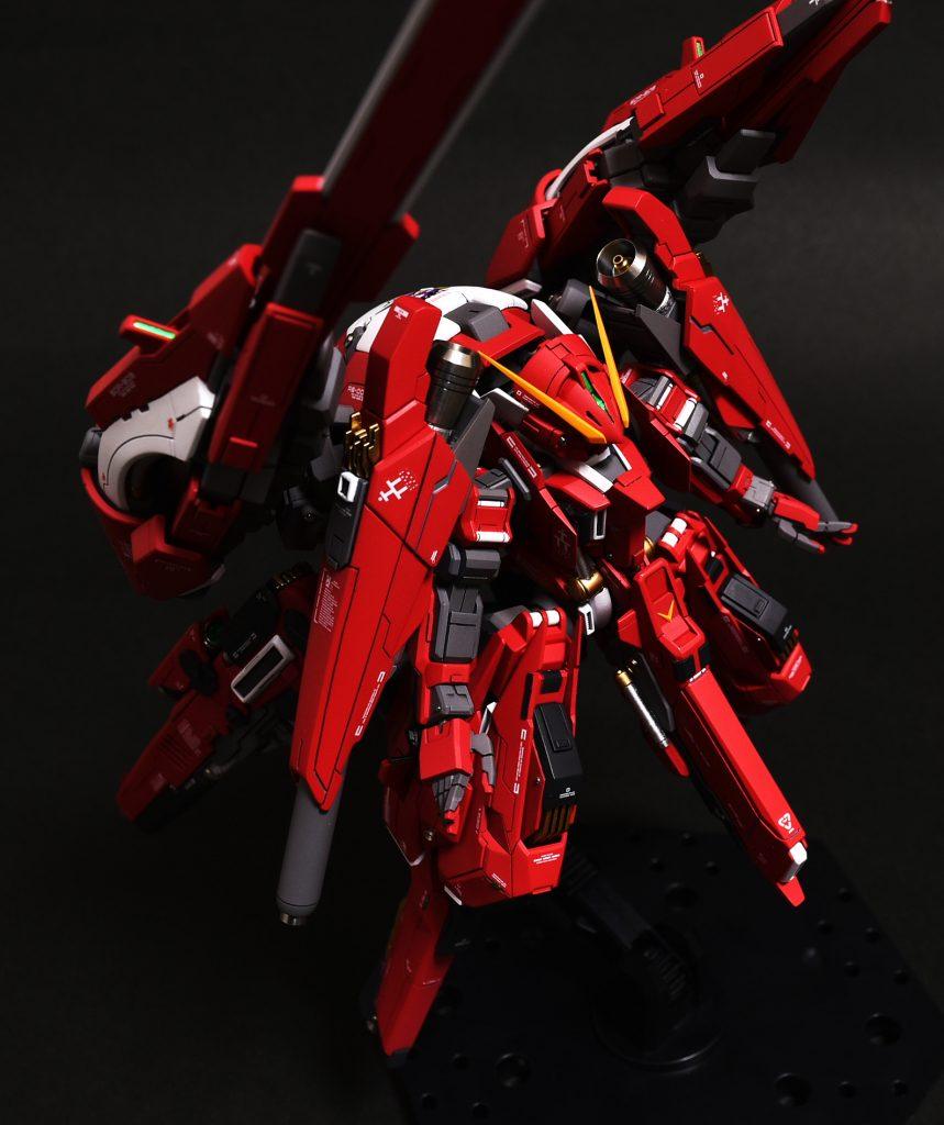 ガンダムTR-6[ヘイズルⅡ] アピールショット5