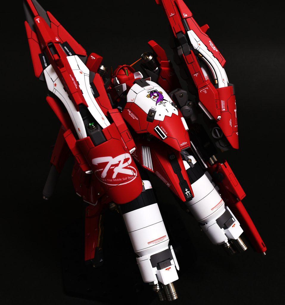 ガンダムTR-6[ヘイズルⅡ] アピールショット6