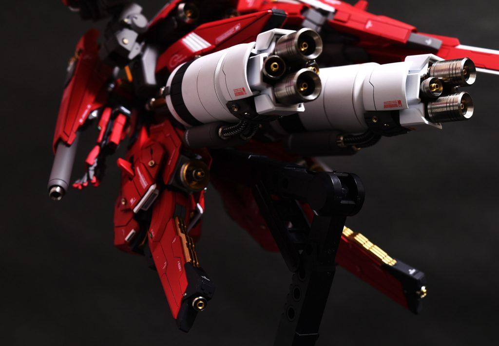 ガンダムTR-6[ヘイズルⅡ] アピールショット8